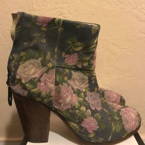 Rag & bone size 7.5 newbury boots